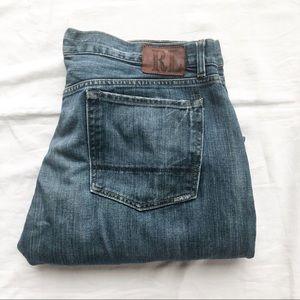Polo Ralph Lauren 38x30 Mercer Straight Leg Jeans